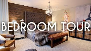 Christmas Bedroom Tour   Pink Candy Tree
