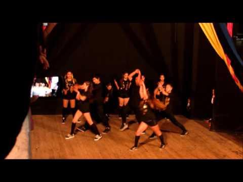 Grupo Juvenil Reggaeton Mix Con Thalia  Maluma (desde Esa Noche)- Prof Gabriel Cabrini