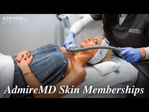 AdmireMD Skin Clinic Membership