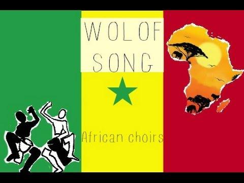 Wolof Song - African Choirs (Senegal)