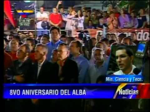 15 de diciembre: Ministro Jorge Arreaza informa sobre salud de Hugo Chávez desde La Habana