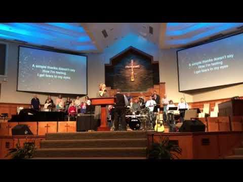 "Bartlett Baptist Church, Janie Smith, ""I Am Not Ashamed"""