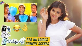 Nanna Nenu Naa Boy Friends B2B Hilarious Comedy Scenes | Hebah Patel | Ashwin | Noel Sean