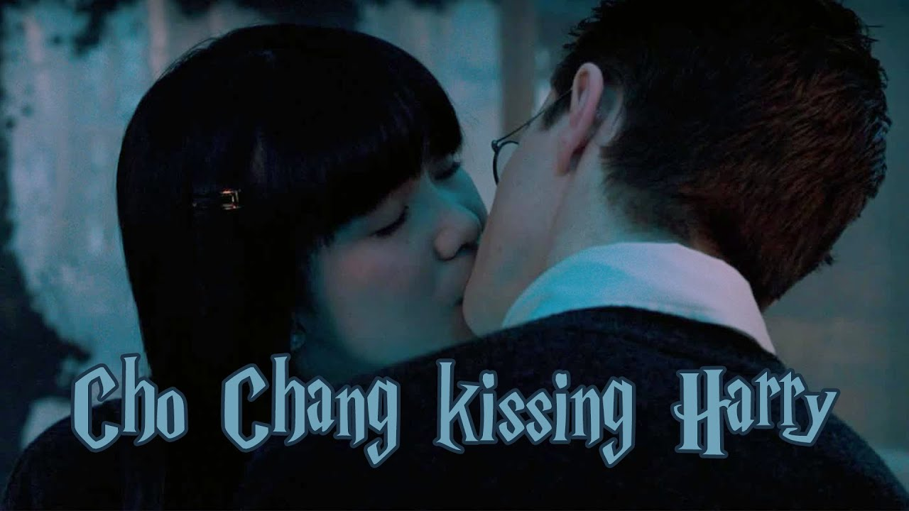 Harry Potter Kissing Cho Chang   YouTube Harry Potter Kissing Cho Chang