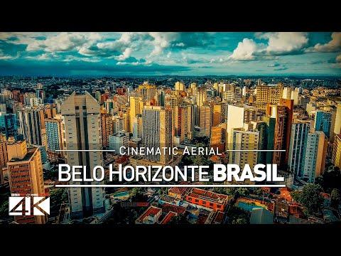 4K Drone Footage BELO HORIZONTE [DJI Phantom 4]