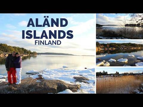 A trip to the Åland Islands, Finland - Day 1