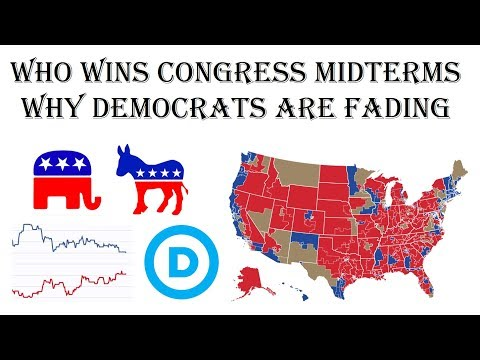 2018 Midterms Elections Prediction - Will Democrats Take the House? Will Republicans Keep the House?