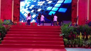 KPOP Medley (Sixth Sense, Lalala, Bubble Pop!, I Am The Best) - Rehearsal @ River HongBao