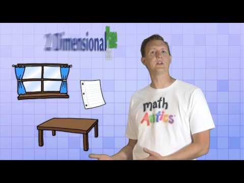 Math Antics - Points, Lines, & Planes