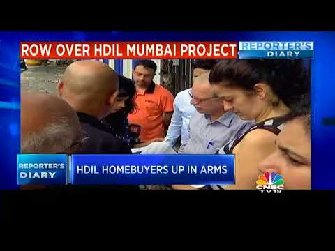 HDIL Homebuyers Up In Arms