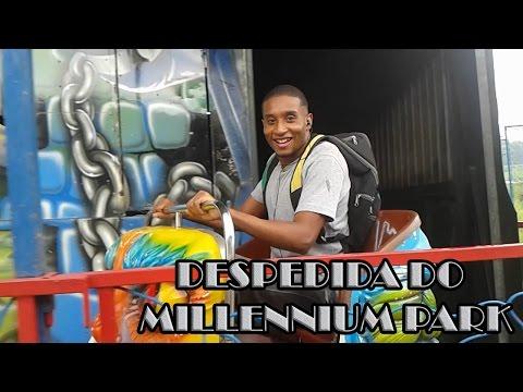 DESPEDIDA DO MILLENNIUM PARK DO SHOPPING ARICANDUVA