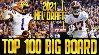 2021 NFL Draft | Top 100 Big Board