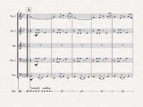 Feliz Navidad - Christmas Classic - Brass Quintet