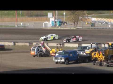 Nodak Speedway IMCA Sport Mod Heats (5/7/17)