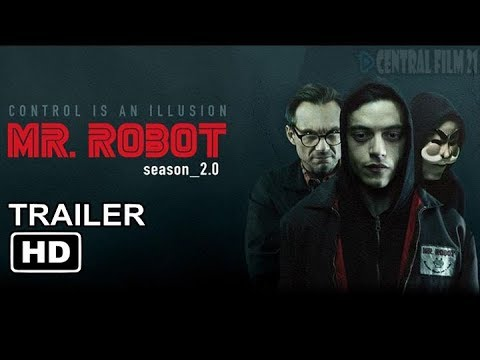 Mr  Robot Season 2 2016   Official Trailer  SUB INDONESIA