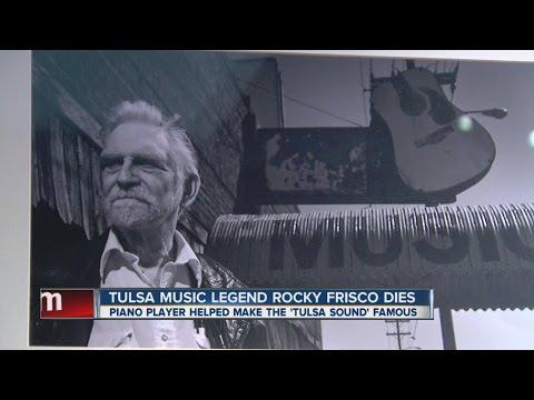 Tulsa musician, Rocky Frisco, dies at 77