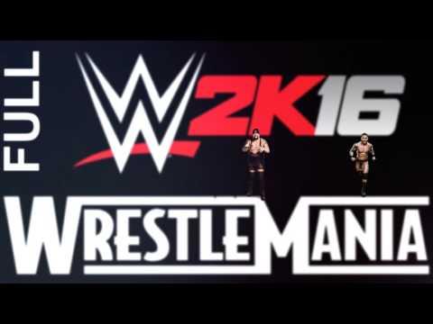 WWE WrestleMania 32 | 2016 Full Show...