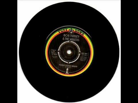 Three Little Birds  Bob Marley & The Wailers.wmv