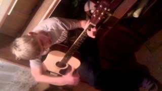 Песня под гитару - На прощанье