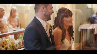 Jackie & James  Wedding Highlight Video