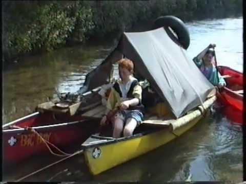 Young Leaders Raft Challenge Mpg Youtube