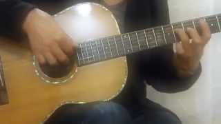 First of May (Bee Gees) solo guitar cover