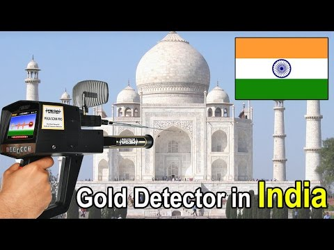 Gold detectors in india from Orient Technology Group
