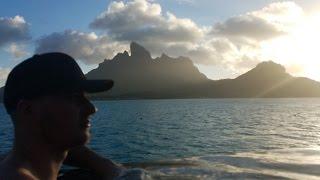 Live Stream in Bora Bora!