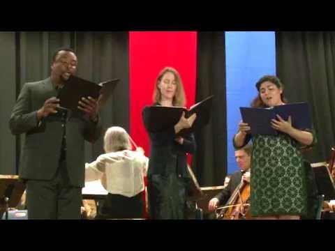 American Ideal XIII - 19 May 2017 Trio: Tales of Hoffman - Ana Collado, Cara Favasoli & Gibson Dorce