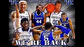 "Kentucky Basketball ""The Show Goes On"""