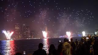 Macy's Fireworks, July 4, 2019
