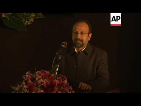 Iranians celebrate Farhadi's Oscar win