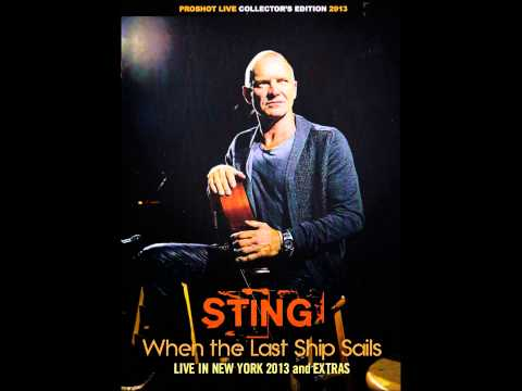 sting - august winds
