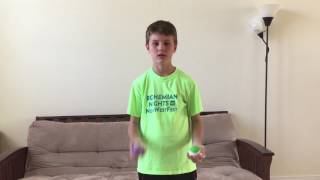 Learn How To Juggle In 2 Minutes