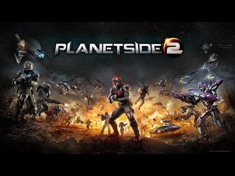 let's play : Planetside 2 - EP 1 - The Never Ending War