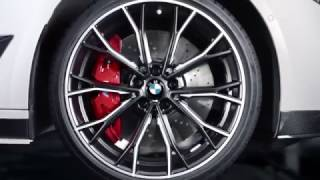 Новый BMW 5 серии. M Performance Parts.