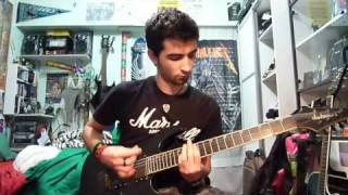 Mastodon - The Wolf Is Loose Cover (Josu Alecha)