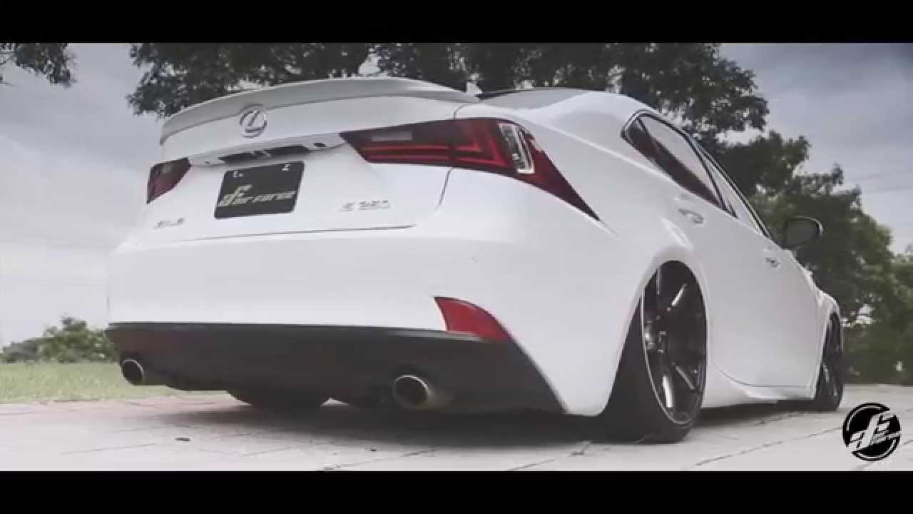 Airforce Air Suspension Control System Lexus Is250 Stance