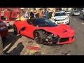 Car Crash Compilation -  EXPENSIVE, LUXURY & SUPERCAR CRASH/FAILS | BEST OF
