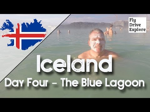 Our Iceland Vlog Saga Day 4 - Iceland's Blue Lagoon Thermal