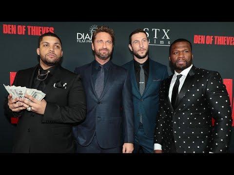 'Den Of Thieves' LA Premiere