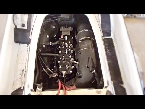 Yamaha GP1200R Waverunner engine rebuild part1  YouTube