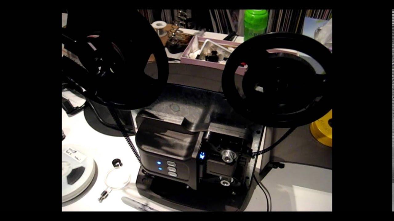 reflecta super8 scanner skipping frames randomly youtube. Black Bedroom Furniture Sets. Home Design Ideas