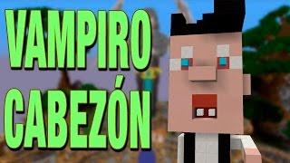 EL VAMPIRO CABEZÓN | BUILD BATTLE C/ LUH, GONA Y MACU