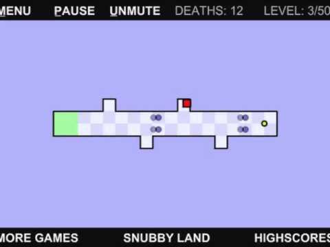 Giocando A The World Hardest Game 2 Il Gioco Più