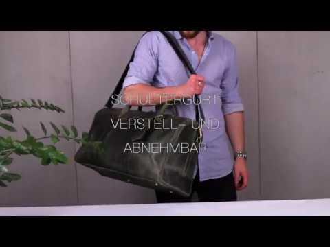 Reisetasche CHAD Von Sid&Vain | MyBagFactory