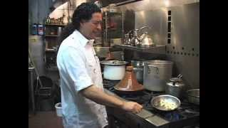 Master Chef Hamid - How To Make Authentic Moroccan Tagine