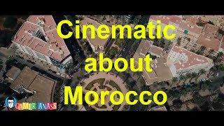 MOROCCO - Cinematic Travel Music Video //Historic places//DRONE الجمال الطبيعي للمغرب