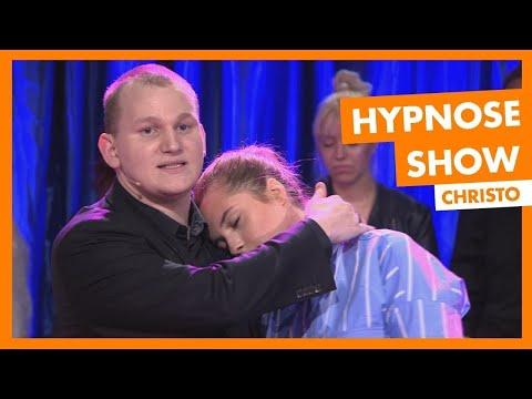 Christo Showhypnose | Die Unfassbaren