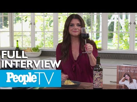 Tiffani Thiessen Cooks Chicken & Dumplings, Tours Her Kitchen & Shares Favorite Recipes | PeopleTV from YouTube · Duration:  11 minutes 3 seconds